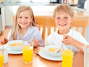 Питание детей при дискинезии