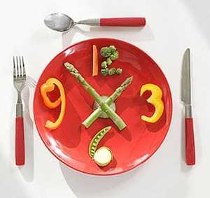 Частые приемы пищи