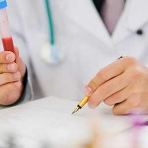 Анализы при циррозе печени