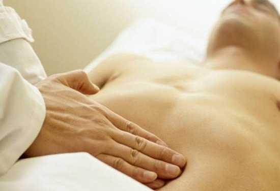 Признаки цирроза печени