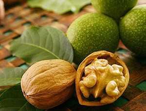 Грецкие орехи для печени
