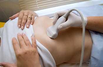 Техника УЗИ брюшной полости