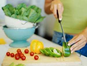 Свежие овощи для профилактики застоя желчи