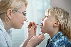 Частая причина холецистита у ребенка - инфекционные заболевания