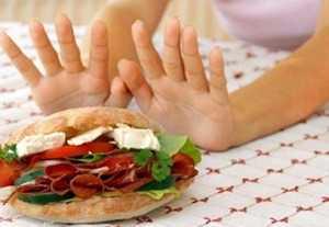 Что нельзя есть при калькулезном холецистите