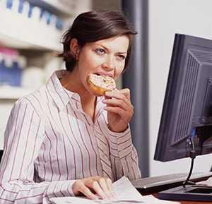 Неправильное питание - причина функциональных расстройств желчного пузыря