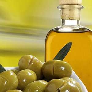 Польза оливкового масла при холецистите