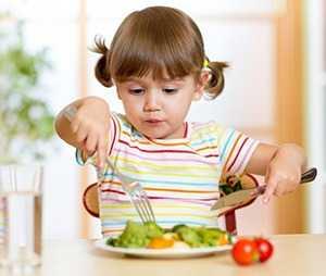 Питание ребенка при перегибе желчного пузыря