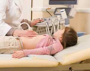 УЗИ брюшной полости ребенку