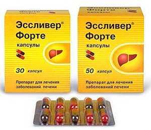 препарат Эссливер